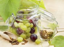 Jak zrobić marynowane winogrona?
