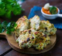Świetne kotlety z piersi kurczaka i brokuła