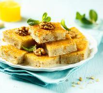 Kapitalne ciasto dyniowe z kaszą manną i orzechami włoskimi