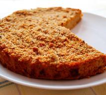 Ciasta bezglutenowe: korzenne ciasto jabłkowo-jaglane