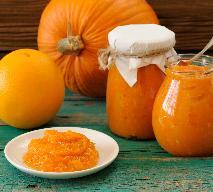 Dżem z dyni z  pomarańczami: podajemy dobry przepis