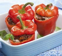 Papryka faszerowana chili con carne: przepis na pyszny obiad