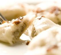Potrawy wigilijne: pierogi z kaszą gryczaną