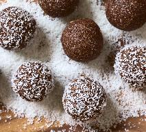 Pralinki bakaliowe - przepis na wykwintne słodkości
