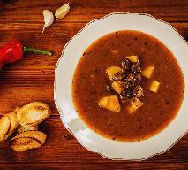 Zupa z papryki - przepis za pożywną zupę