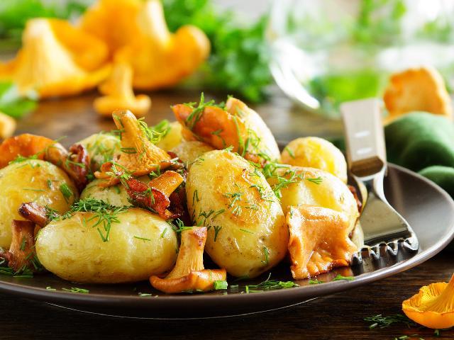 Ziemniaki Jakie Wybrac Do Salatki Na Puree Placki I Frytki