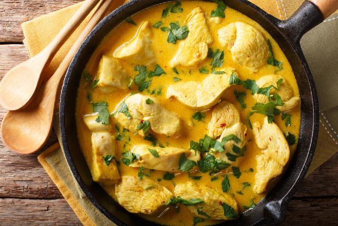 Kurczak Curry Prosty Przepis Na Szybki Obiad Beszamelsepl