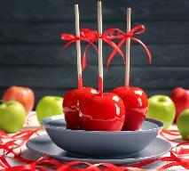 Jabłkowe lizaki - pomysł na pyszne cukierki z jabłek