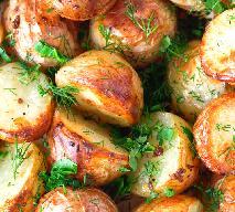 Jogurtowe ziemniaki pieczone w rękawie: pyszne i niskokaloryczne