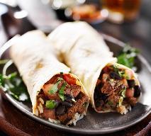 Burritos: jak zrobić meksykańskie burritos?