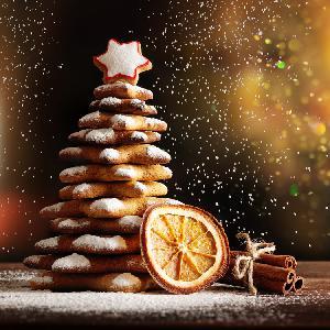 Choinki piernikowe: przepis na jadalne ozdoby świątecznego stołu