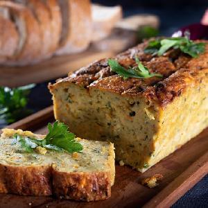 Pasztet z warzyw i kaszy kuskus - zrobisz go łatwo i nie pożałujesz!