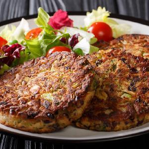 Pieczone mielone z czarnej fasoli: przepyszne kotlety bez mięsa
