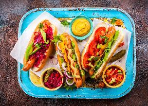 Hot dog po śląsku. Kuchenne Rewolucje! Katowice: Pizzeria Godfather zmieniła się w Bistro Bzik