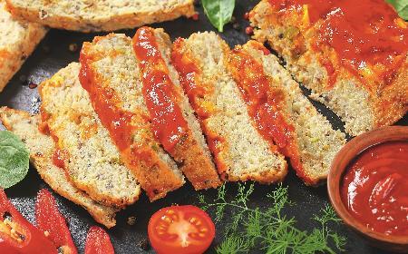 Pasztet rybny w pomidorowym sosie