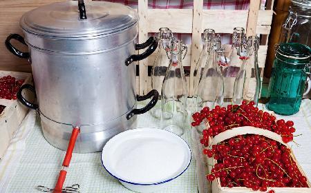 Sokownik, czyli garnek do robienia soków