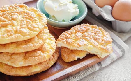 Cloud bread - jak zrobić jajeczne pieczywo, hit Tik-Toka i Instagrama