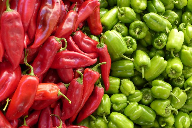 Papryka, czyli pieprzowiec roczny, jakie ma właściwości, jakie ma wartości odżywcze?